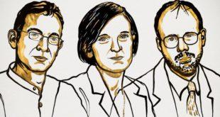 Ganan Nobel de Economía tres científicos que investigaron cómo combatir la pobreza