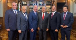 Quedan 'satisfechos' legisladores de EU con propuestas laborales de AMLO