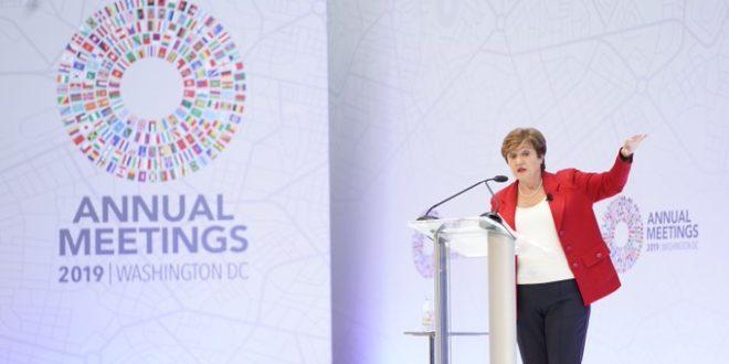 90% de las economías están en desaceleración, advierte FMI