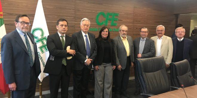Nombran a Raymundo Artís Espriú director de CFE Telecomunicaciones