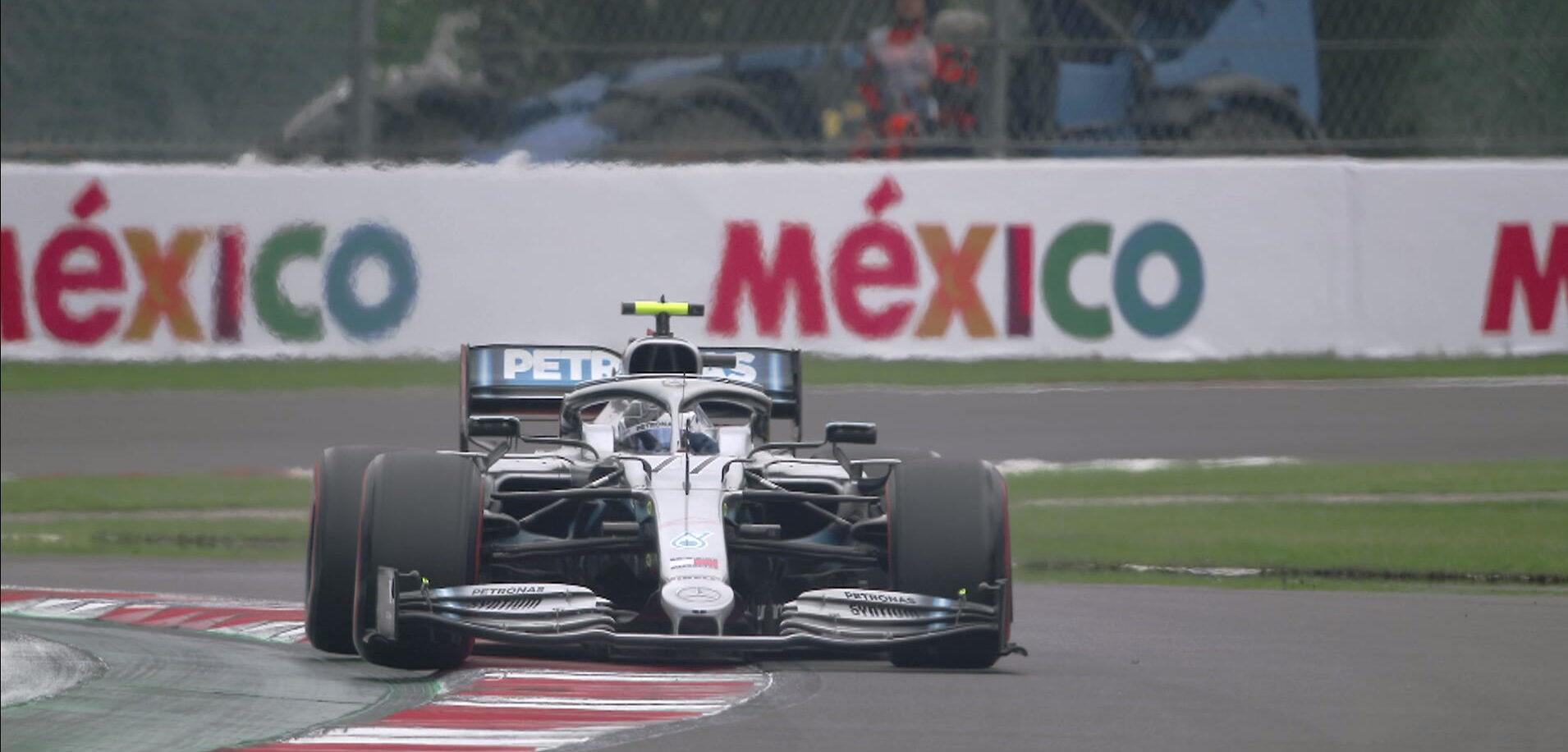 Tacos enferman del estómago a corredores del Gran Premio de México