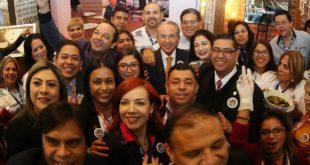 Gobierno de SLP asiste a XLVIII Congreso Internacional de la AMPI