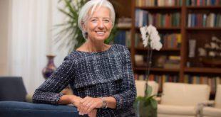Es oficial: Christine Lagarde es la nueva presidenta del BCE