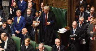 Suspenden voto para decidir si va o no el acuerdo para el Brexit