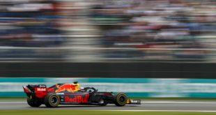 Calientan motores para Gran Premio de México de la F-1