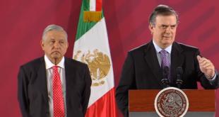 México no quiere helicópteros de EU, quiere que frene el tráfico de armas: Ebrard
