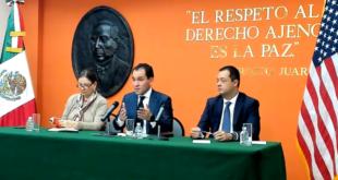 Herrera se reúne con calificadoras; discuten el Paquete Económico 2020