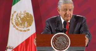 """Confía López Obrador en lograr el """"renacimiento del país"""", conferencia"""