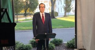 Sin un acuerdo firmado, EU aplicará aranceles a China: Mnuchin