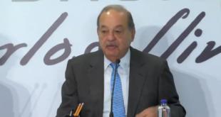 Destina Fundación Carlos Slim 946 mdp a labores de reconstrucción