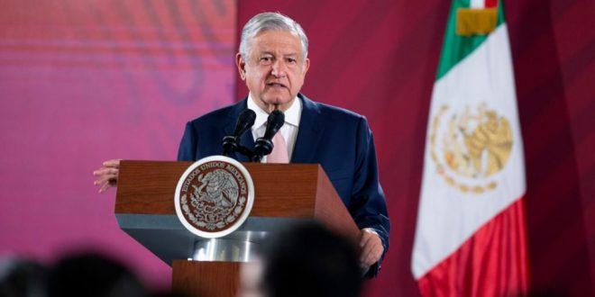 Ejecutivo Federal no impugnará 'Ley Bonilla': AMLO