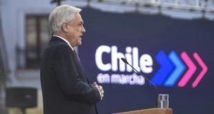 Presidente de Chile pide renuncia de todo su gabinete tras mega marcha