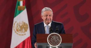 México tiene una economía sana, admirada por organismos internacionales: AMLO