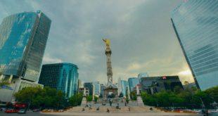 Amagan taxistas con plantón permanente en Reforma