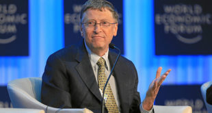 Recupera Bill Gates estatus de 'la persona más rica del mundo'