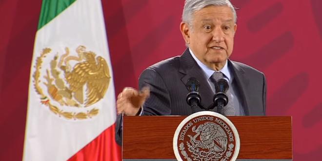 """Confía AMLO que CNDH deje de ser """"un organismo alcahuete"""" con Piedra Ibarra, conferencia"""