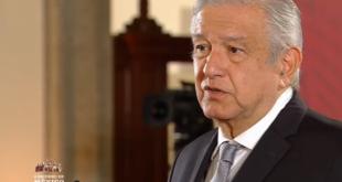 """""""Ahí va avanzando la economía"""", asevera López Obrador"""