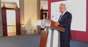 Envía López Obrador terna al Senado para la SCJN