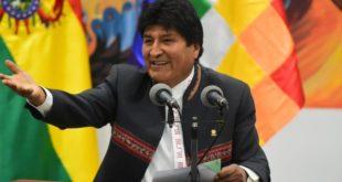'México me salvó la vida': Evo Morales