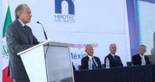 Inaugura Juan Manuel Carreras nueva planta de Hirotec en SLP