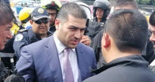 Liberan accesos a Terminal 1 del AICM; hay 32 heridos tras manifestaciones