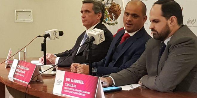 México se acerca al crecimiento cero, advierte IMEF