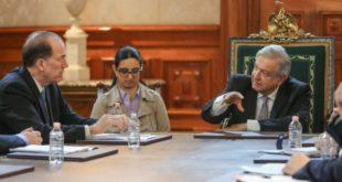 Trabajarán México y el Banco Mundial en proyectos de desarrollo: AMLO
