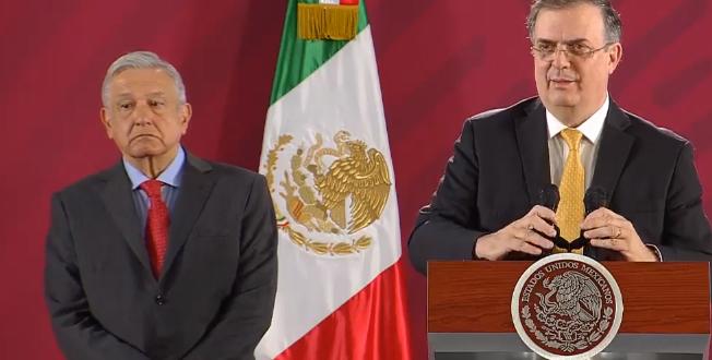 Evo Morales llegará a México antes del mediodía: Ebrard