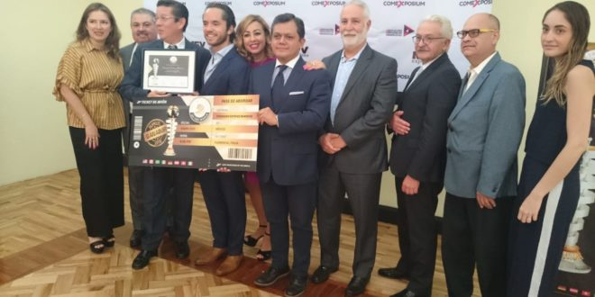 Franquiciatario de Tintorerías Max representará al país en el Best Franchisee of the World