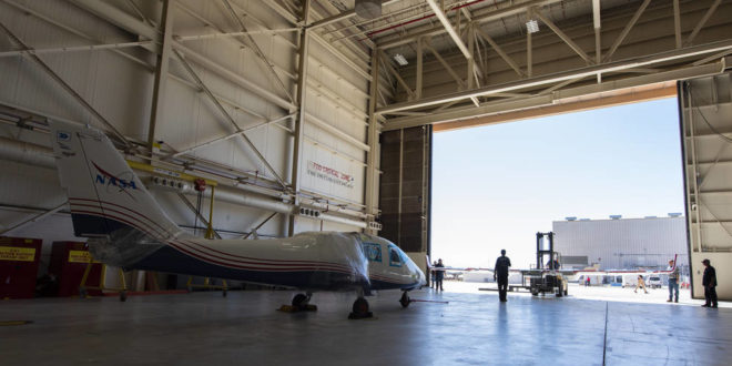 Devela NASA prototipo de avión completamente eléctrico