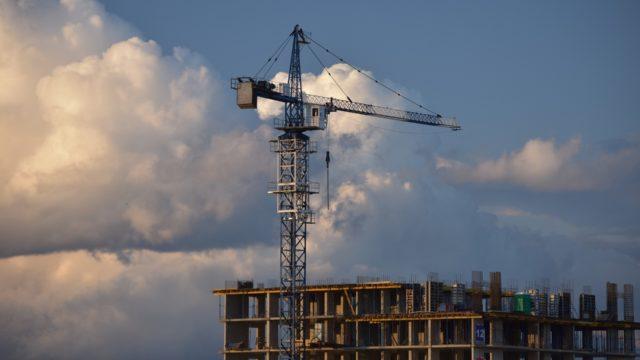 construcción, inversión fija bruta