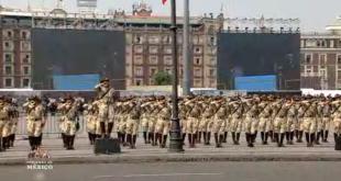 Desfile del 109 Aniversario del inicio de la Revolución Mexicana