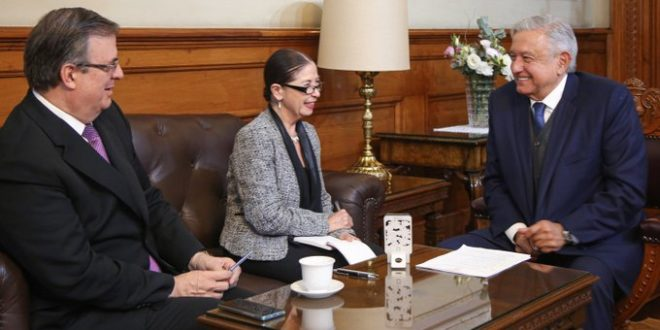 AMLO sostiene llamada con Trump y Trudeau por nuevo acuerdo en el-MEC
