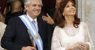 Asume Alberto Fernández la presidencia de Argentina