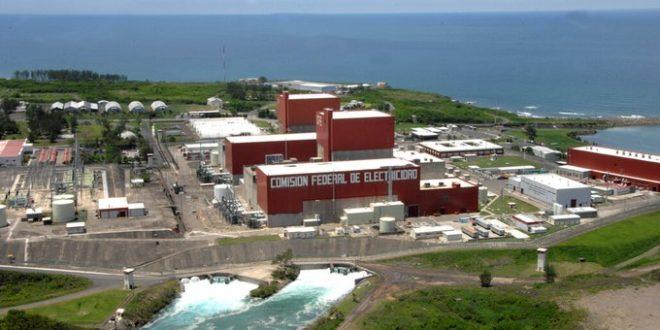 CFE contempla instalar 4 reactores nucleares más en el país
