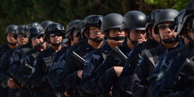 Se despide Policía Federal; desaparece tras 90 años de servicio