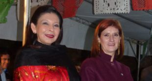 Intentan irrumpir en casa de embajadora mexicana en Bolivia