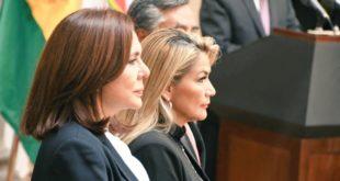 Canciller de Bolivia aceptará diálogo si es con Ebrard