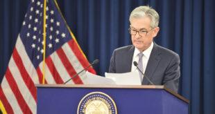 Fed frena recortes a tasa de interés; recibirá 2020 con optimismo