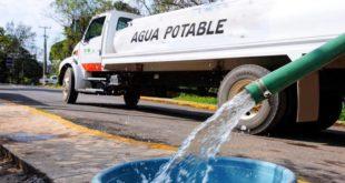 Proporcionará Sacmex pipas durante cortes de agua el 27 y 28 de diciembre