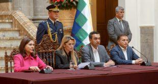 Gobierno de Bolivia expulsa a embajadora de México