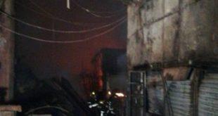 Incendio en mercado de La Merced deja 890 comerciantes afectados