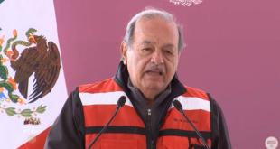 México es la mejor alternativa para invertir, dice Slim a empresarios