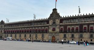 Balacera sucede a las afueras de Palacio Nacional