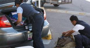 Planean México y EU combinar aduanas para frenar tráfico de drogas y armas en frontera