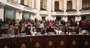 Aprueba Congreso de la CDMX paquete económico por 238 mil 975 mdp