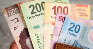Salario mínimo será de 123.22 pesos diarios en 2020, acuerda Conasami