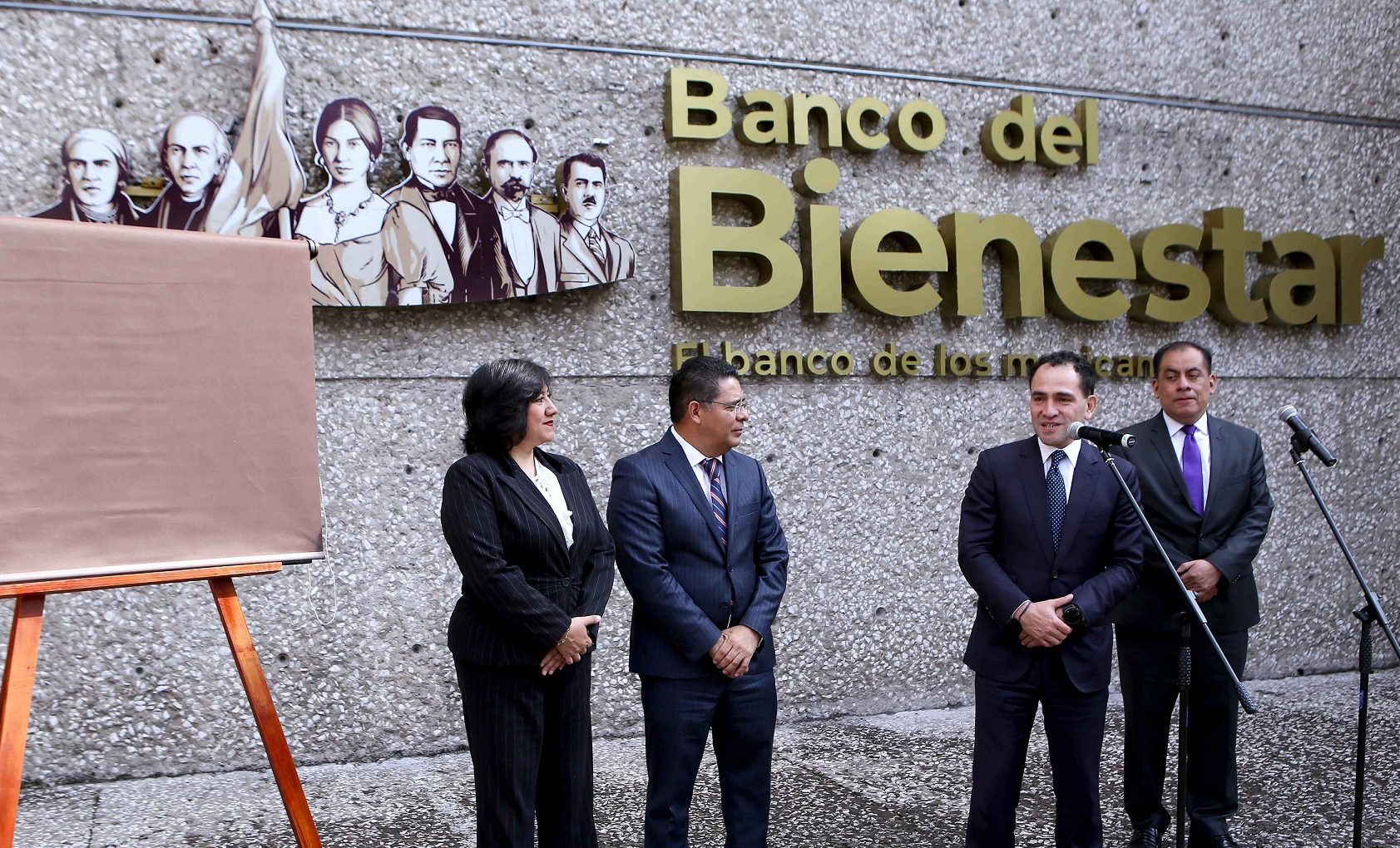 Con 'ahorros de fin de año' se construirán sucursales de Banco del Bienestar