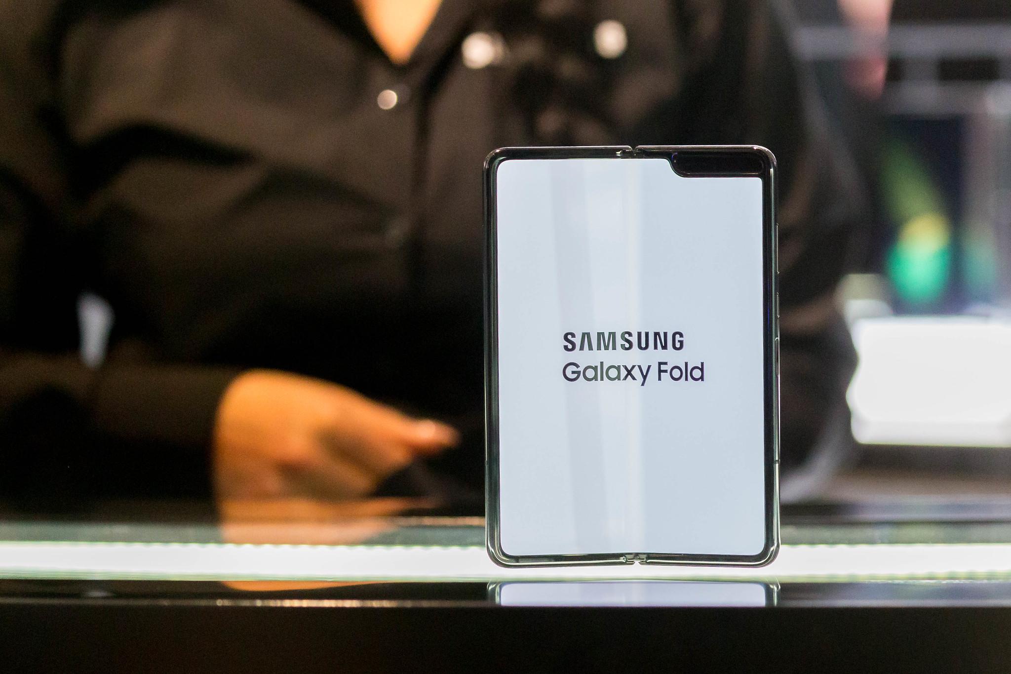 Samsung podría presentar su nuevo teléfono plegable el 11 de febrero