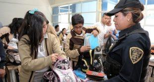 SEP reevaluará programa Mochila Segura tras tiroteo en escuela de Torreón